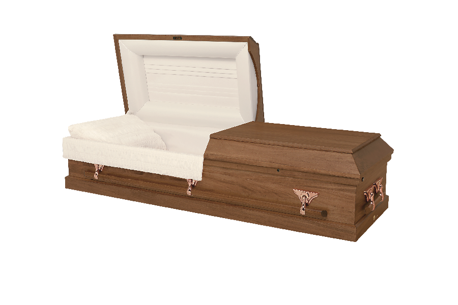 <h2>Batesville Delray</h2><span>SOLID TIMBER COFFIN</span>