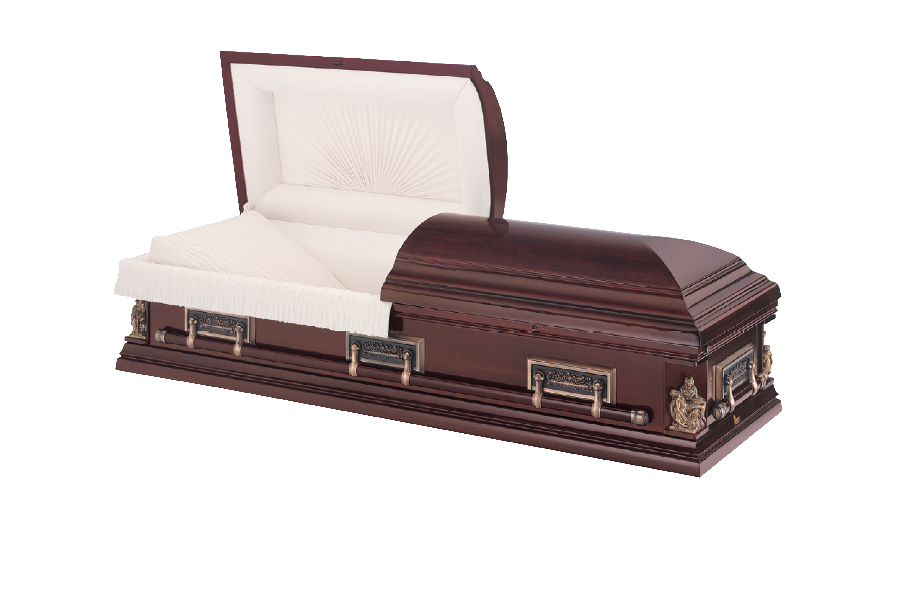 <h2>Batesville Sacrament Maple</h2><span>SOLID TIMBER COFFIN</span>